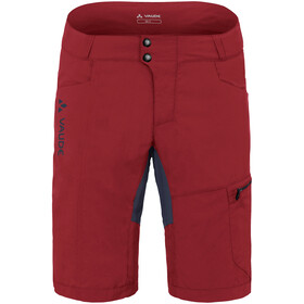VAUDE Tamaro Shorts Men carmine